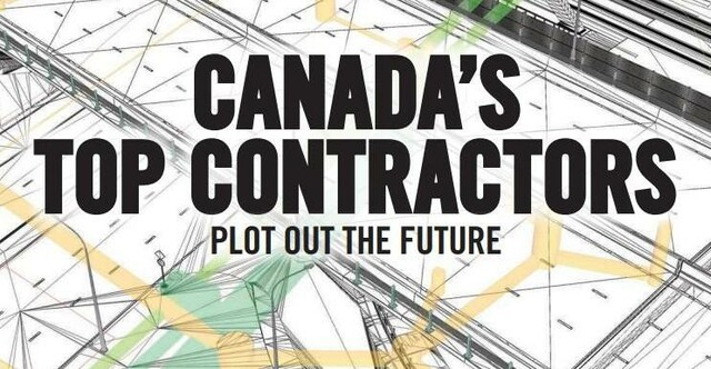 Delnor Named one of Canada's Top 40 Contractors 2020